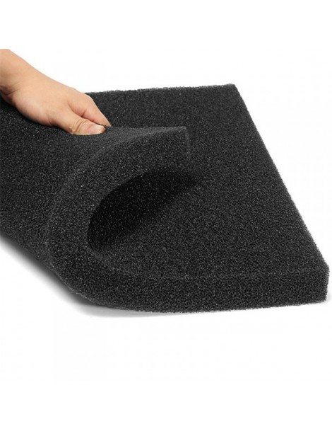 Burete de filtrare iaz, negru (50x50x5cm) PPI20