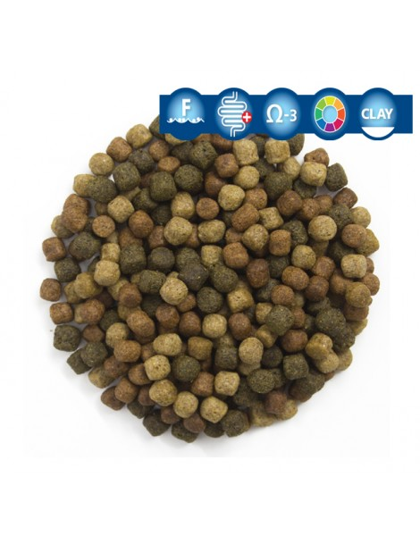 Koi Food Japonez Mix japonez plutitor 3mm (15Kg)