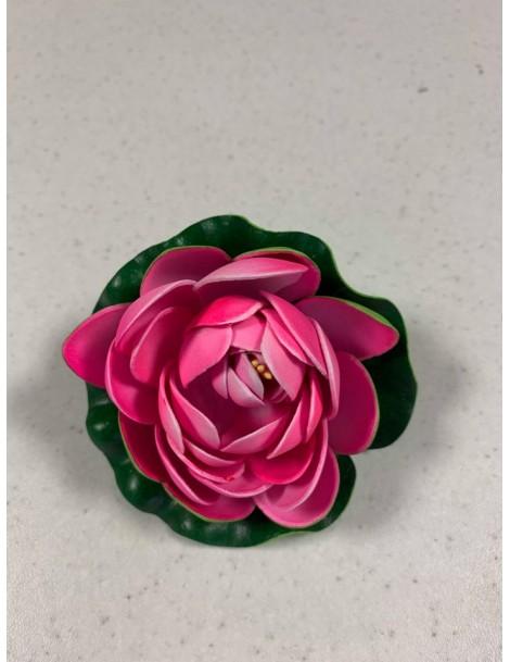 Nufar plastic 10cm, Roz