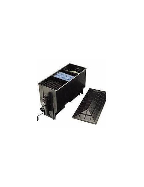 Completați un filtru cu trei camere 220L