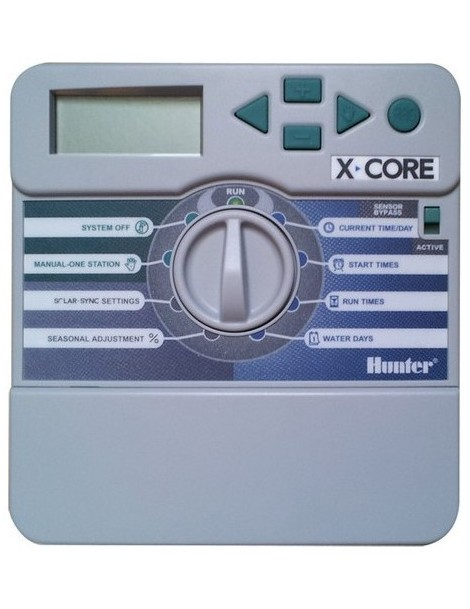 Hunter x-Core 801 IE 8zone interior controller