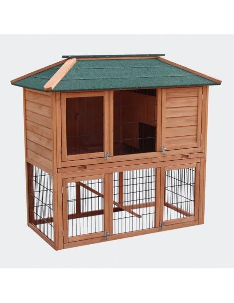 Casa 2 etaje pasăre (51069)