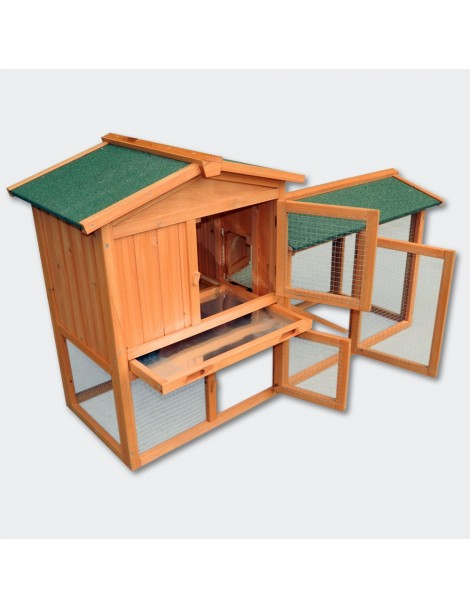 Casa pasăre 204 x 76,5 x 116,5 cm (50026)