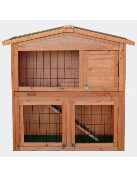 Casa de rozătoare din lemn (50022)