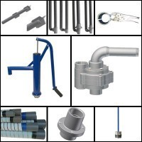 Sisteme de forare puturi, accesori, echipamente, scule