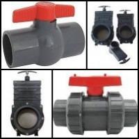 PVC robineti