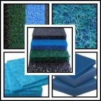 Burete de filtrare iaz - Japan matten, burete verde, negru, gri, albastru