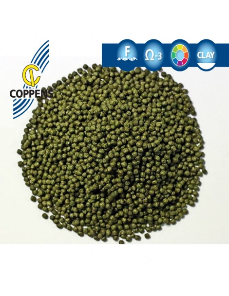 Hrana Coppens Staple perfect 3mm (15Kg)