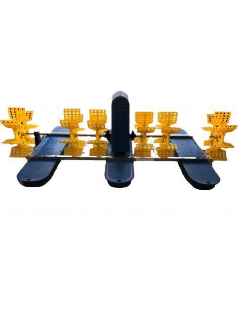 Aerator piscicol Paddle Wheel (PAD-2.2A) 2200w 380V