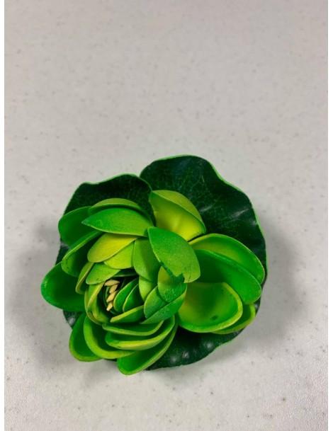 Nufar plastic 10cm, Verde