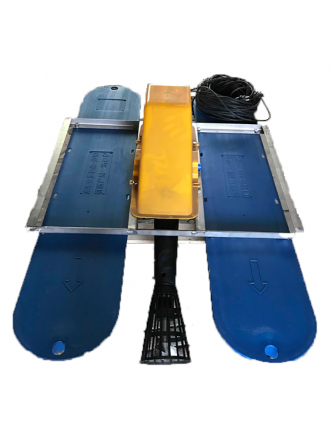 Aerator apa tip injector Deep Water Jet Aerator DJA-0.75 (750w 230V)