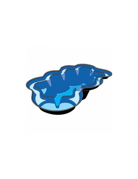 BAZIN PREFABRICAT DE PLASTIC NEPTUN V 3800 L