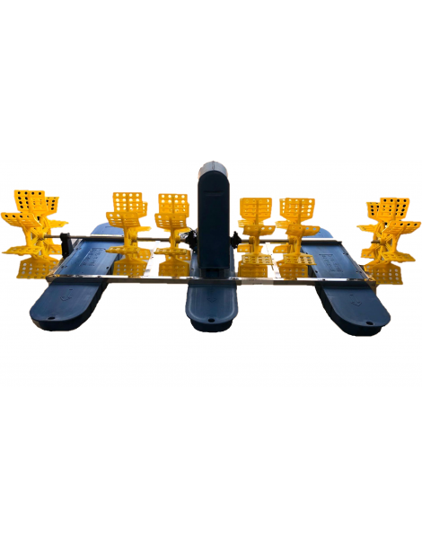 Aerator piscicol Paddle Wheel (PAD-2.2A) 2200w 240V