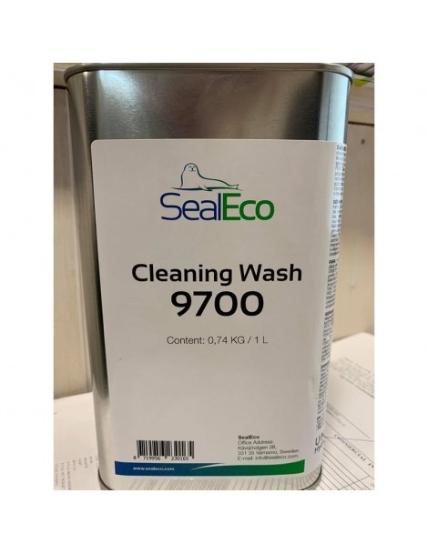 Cleaning Wash 9700 pvc si epdm curat 1000ml
