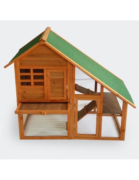 Casa 2 etaje pasăre (51378)