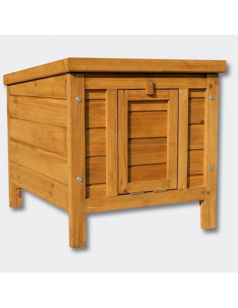 Casa de rozătoare din lemn (50021)