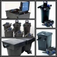 Filtre subpresiune si gravitationale, mecanice, filtru cu tambur etc.