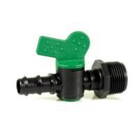 Robinet agricol (verde) 4bar