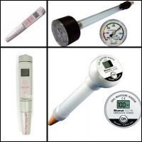 Instrumente testare si masurare apa